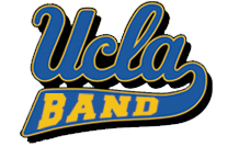 UCLA Bruin Marching Band Logo